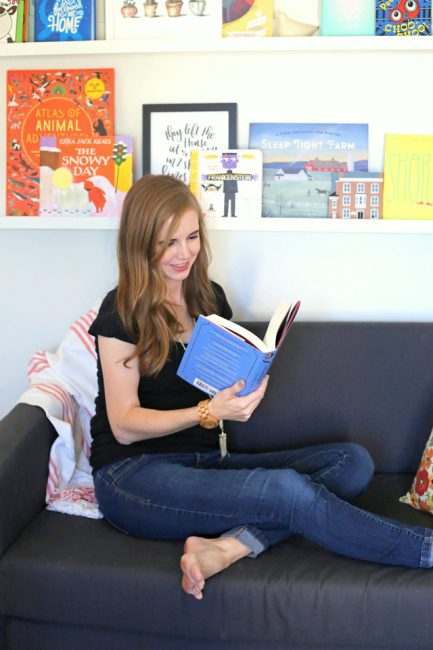 #MyBestLife: How to Find Time to Read as a Busy Mom