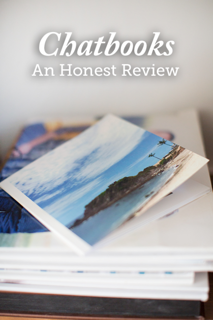 Chatbooks: An Honest Review from a Professional Photographer