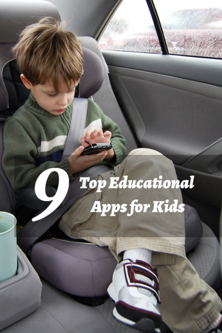 Round-Up: 9 Best Educational Apps for Your Kids