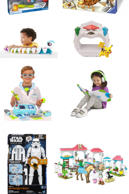 The famous MPMK gift guides are back! Here are the top 20 toys of the year - picked from a collection of 400+ toys that tens of thousands of parents shop from each year to find the best of the best for their kids!