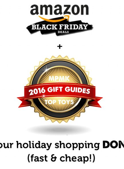 Best Black Friday Sales on All Our Gift Guide Toys and More!