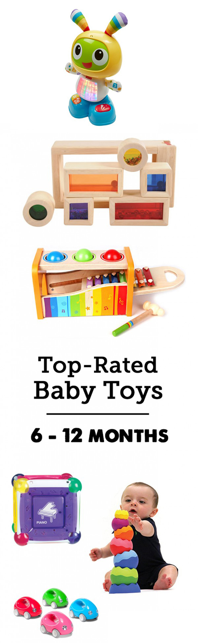 Top Toys For 12 Months : Mpmk gift guide glimpse best gifts for month olds