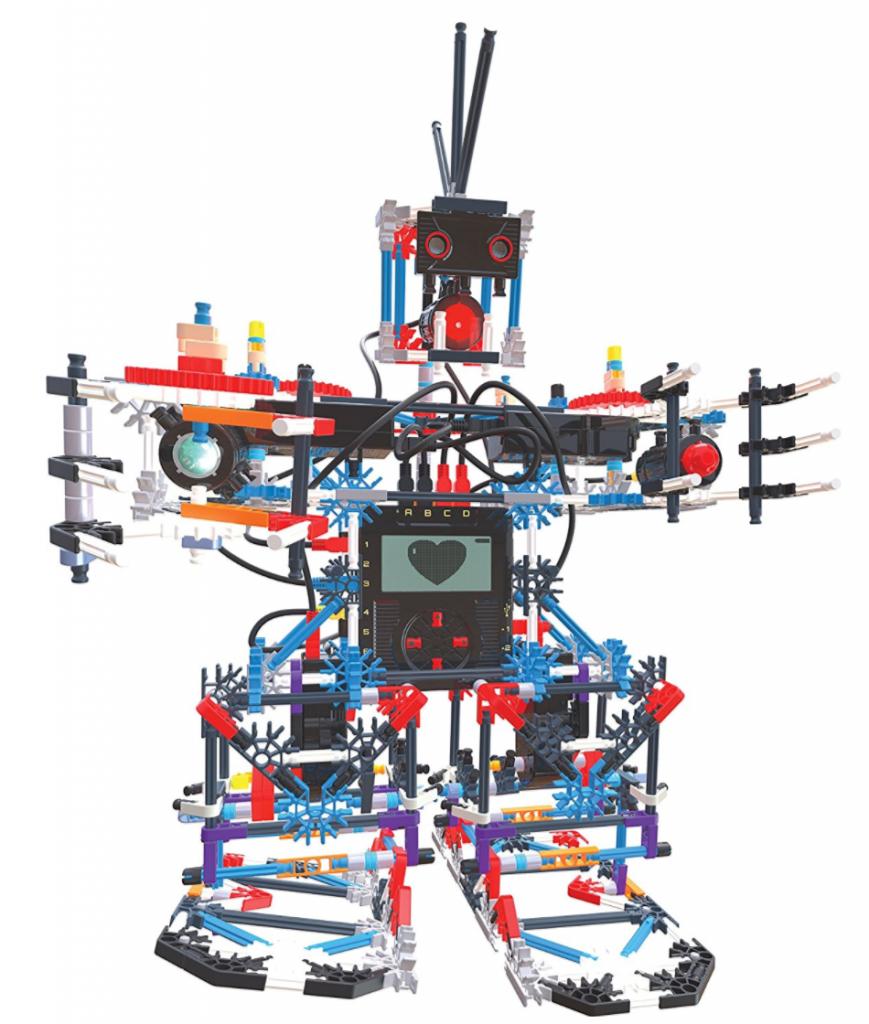Robotics Building System Set  Pieces
