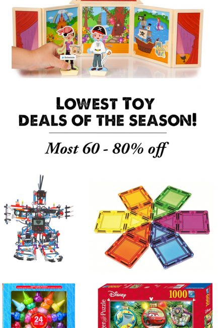 Out Today: Amazon's Lowest Deals of the Season on Toys!