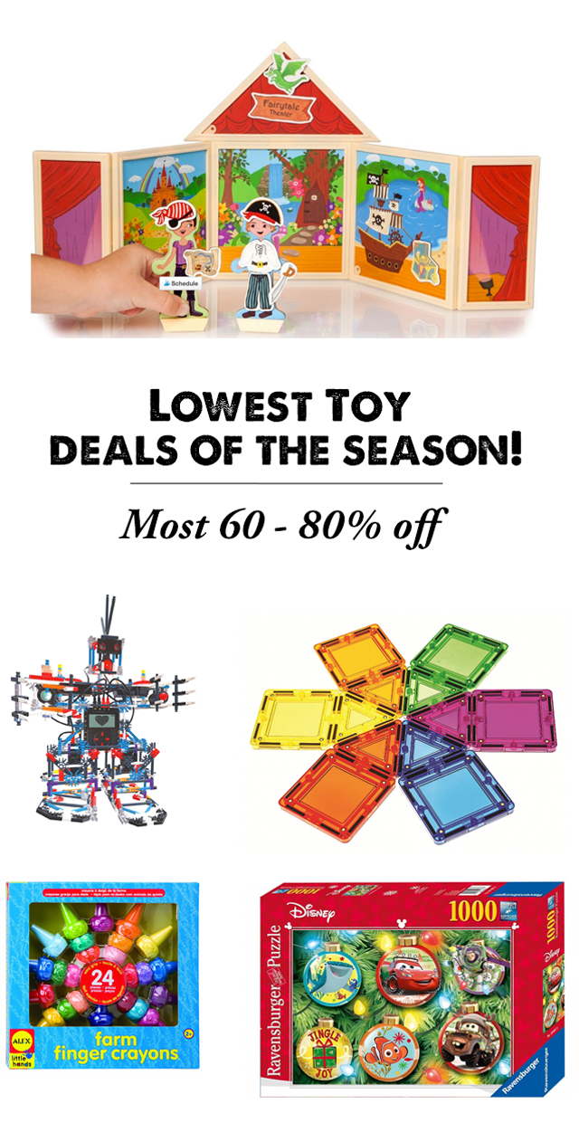 Christmas Deals On Toys