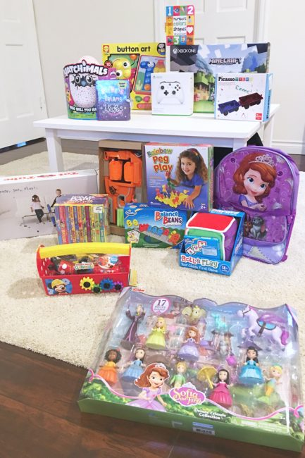 The Toys I'm Buying My 3 Kids this Christmas - written by the woman behind a super popular kids gift guide featuring over 450 toys. See the few toys she actually buys for her kids.