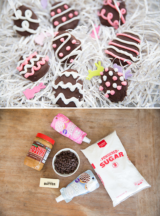 Homemade Peanut Butter Easter Egg Recipe - so good!!