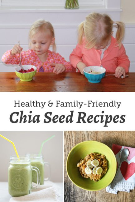 5 Healthy Chia Seed Recipes Your Family Needs to Try