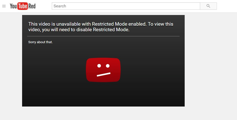 how to turn restricted mode off on youtube a chromebook
