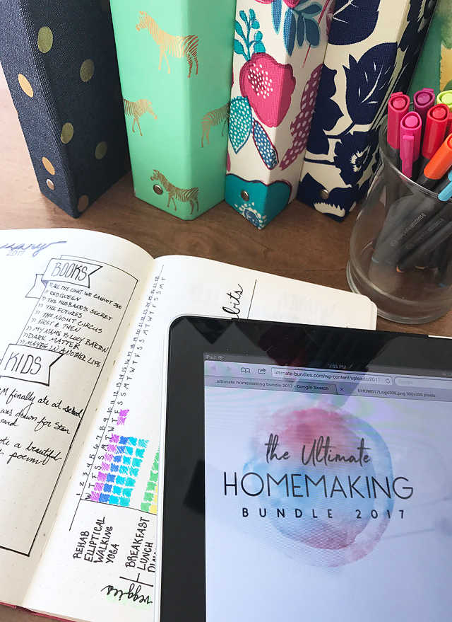 How to set up a Mom resource library you can really use!