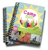 Camp mom activities eBook