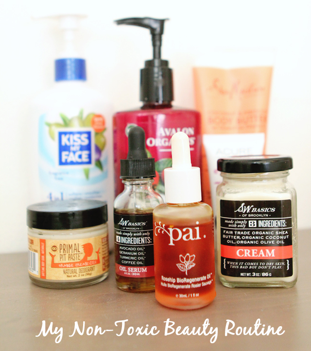 My Non-Toxic Beauty Routine: 7 products I absolutely love at great prices!