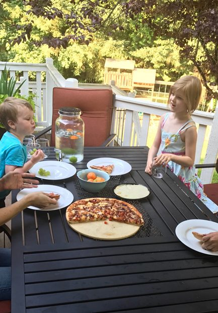 Dinner Tonight: Pizza Night with a Summer Twist!