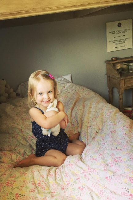 Parenting Styles: Adventures with the Big Girl Bed