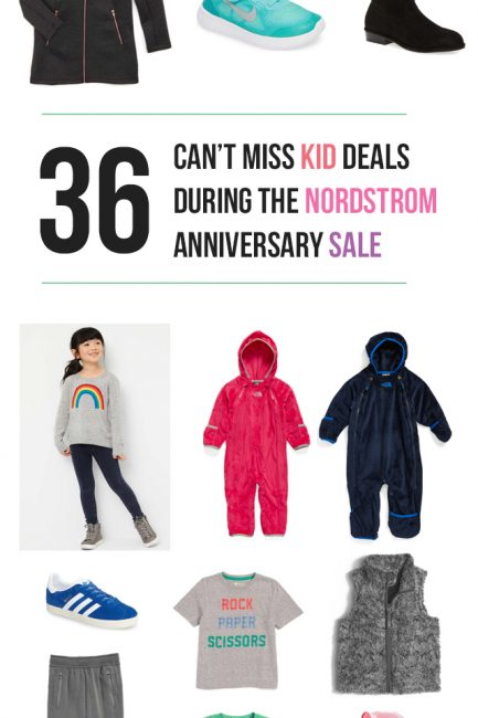 Back-to-School Deals at the Nordstrom Sale You Don't Want to Miss Out On!