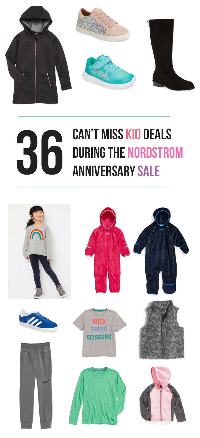 Best Nordstrom sale finds for back to school shopping - so many great deals!