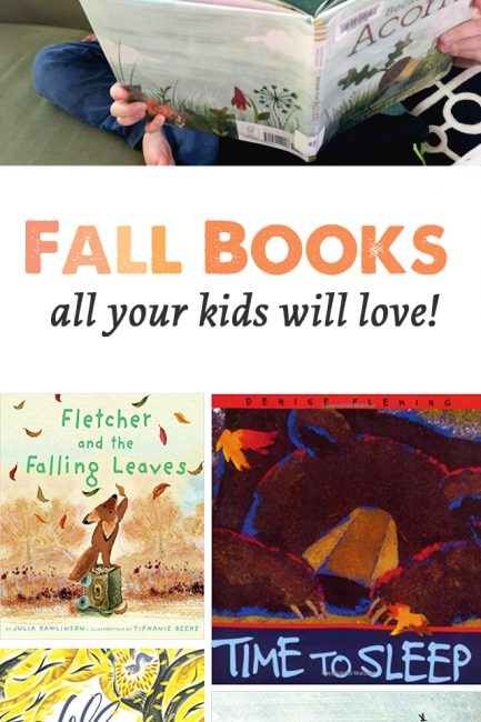 Fall Books All Your Kids Will Love!