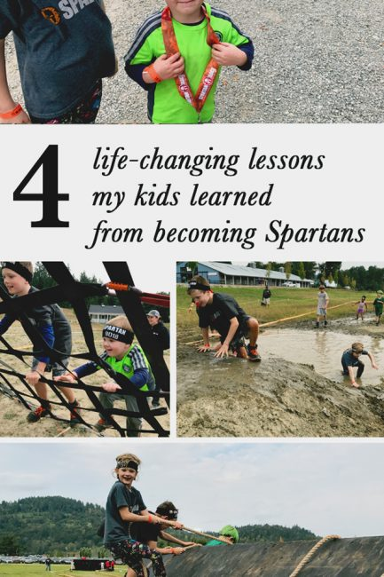 How Becoming Spartans Made Us a Closer Family