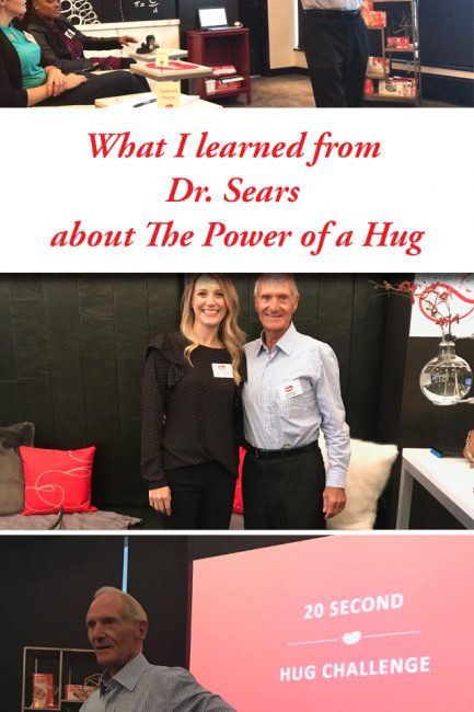 What Dr. Sears and Huggies Taught Me About the Power of a Hug