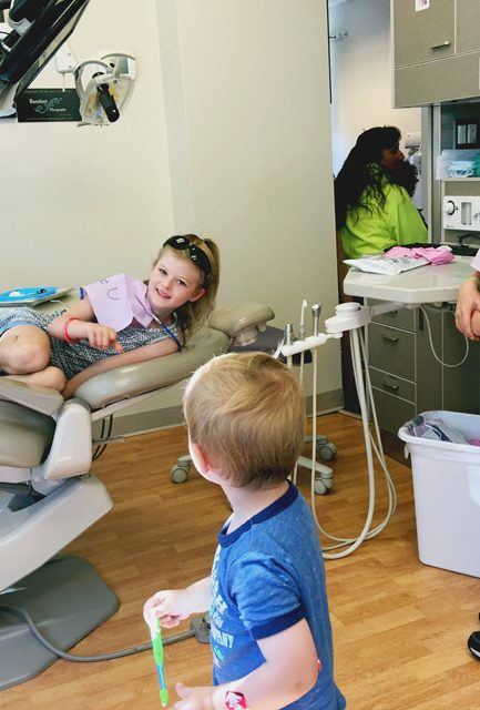 Parenting Styles: The Cavity Club