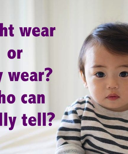 Parenting Styles: Why Can't The Kids Sleep In Their Clothes?