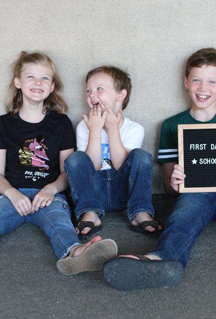 Back-to-School with Abercrombie Kids