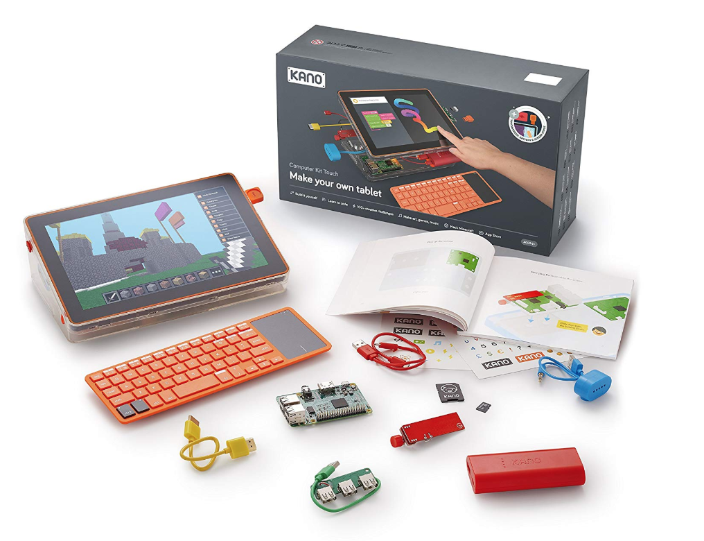 beef1ce80 And if you're ready to go all in on Kano, you'll definitely want to check  out their kit for making your own touchscreen computer– brand new this  Christmas!
