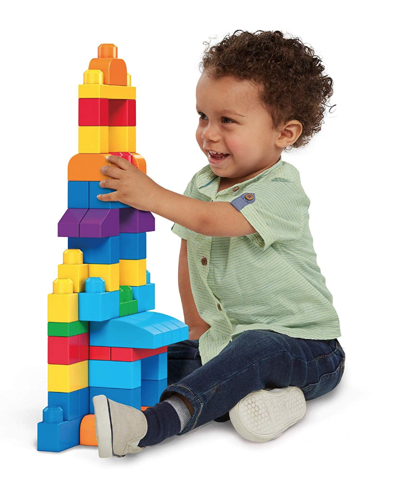 I Still Remember My Son Receiving His First Set Of Award Winning Megabloks For 1st Birthday It Took Him A Little While To Figure Out Kids Typically
