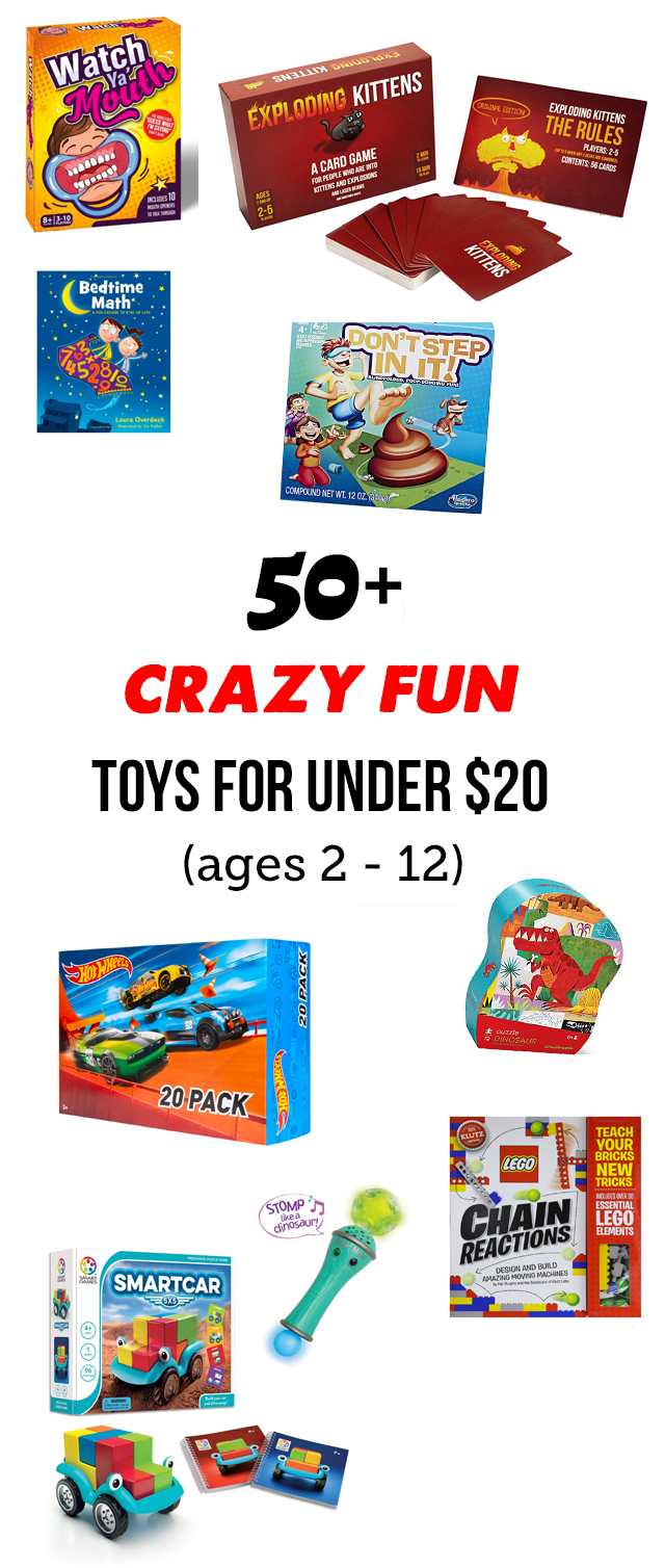 MPMK Gift Guide: Top Toys Under $20 - Modern Parents Messy Kids