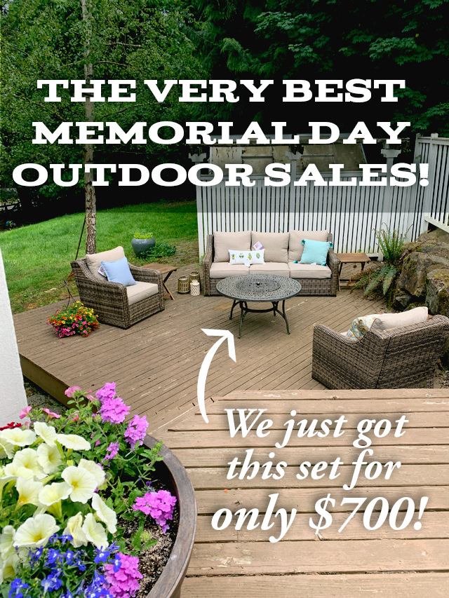 Sensational The Best Memorial Day Sales To Take Your Patio To The Next Download Free Architecture Designs Scobabritishbridgeorg
