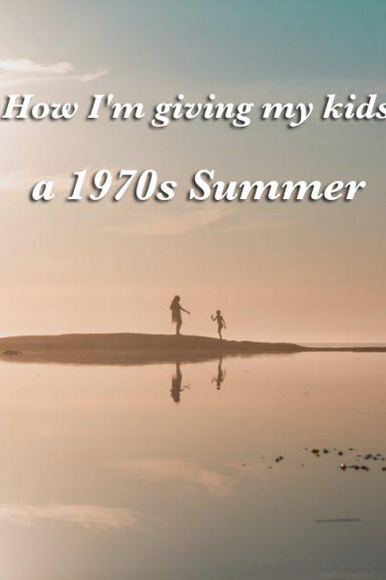 slow summer, 1970s summer