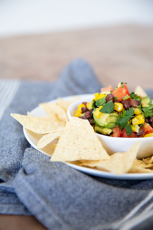 Go To Get Together Recipe Fiesta Dip Modern Parents Messy