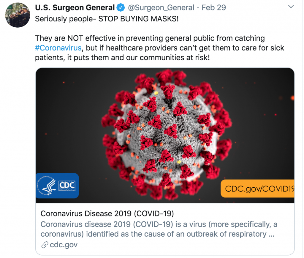 My Family Lives in the Coronavirus Epicenter in the U.S. – Here's How We're Handling It